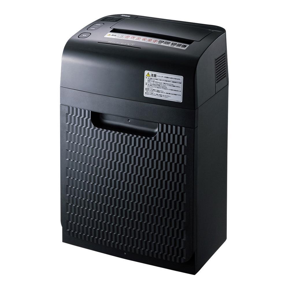 サンワサプライ オートフィードシュレッダー(150枚・マイクロカット) PSD-MAF150 メーカ直送品  代引き不可/同梱不可
