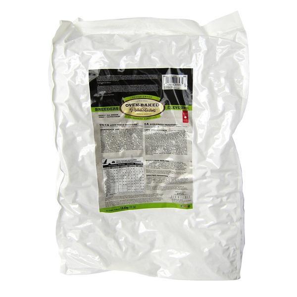 子犬用総合栄養食ドッグフード オーブンベークド トラディション パピー チキン ブリーダーパック 大粒 13.6kg 9643-30 メーカ直送品  代引き不可/同梱不可