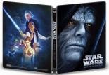【送料無料】新品Blu-ray▼スター・ウォーズ エピソード VI ジェダイの帰還 スチールブック仕様 数量限定生産版 ブルーレイディスク