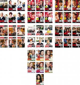 マッドメン ノーカット完全版 43枚セット シーズン1、2、3、4、5、6、7【全巻セット 洋画 海外ドラマ 中古 DVD】送料無料 レンタル落ち