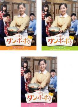 一途なタンポポちゃん 3BOXセット 1、2、3 字幕のみ【洋画 韓国 新品 DVD】送料無料 セル専用