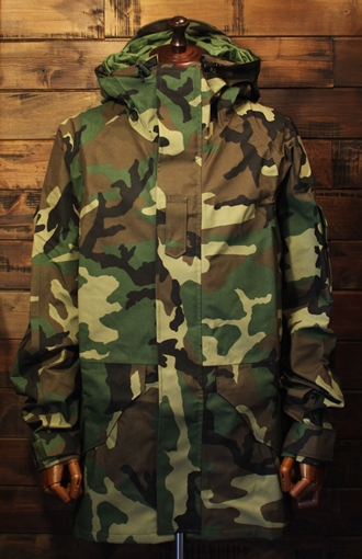 132c1564bf6ce BANANAFISH CLOTHING: U.S. forces dead stock ECWCS Gore-Tex parka