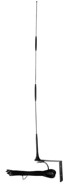 docomoプラスエリア/au 800Mhz対応 高性能携帯電話用外部アンテナ 新品 セット(2)
