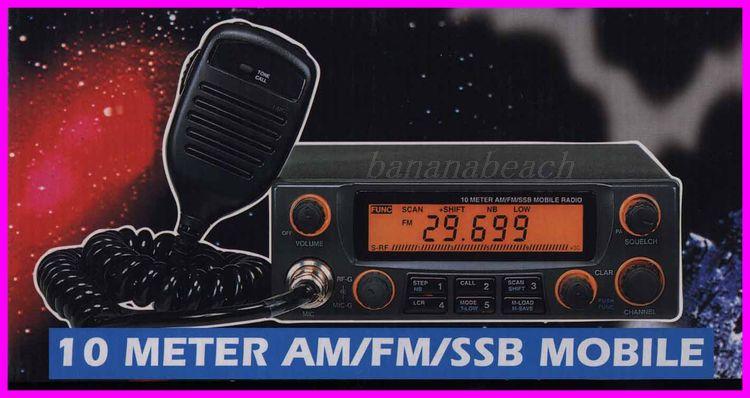 Fishery radio CB radio 28 MHz AM/FM/SSB rare Dragon SS-485H
