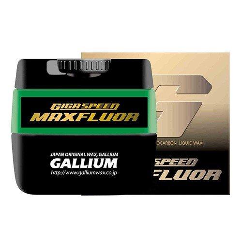 人気 19-20 ガリウム (GS3301) スキーワックス GIGA SPEED Maxfluor 30ml (K)