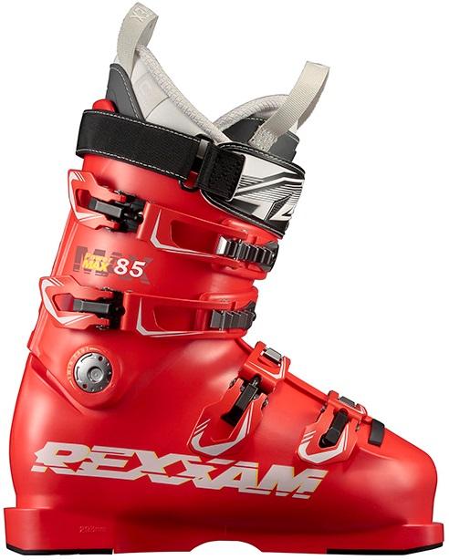 セール 18-19 レグザム (MAX85-CXSS-RED) スキーブーツ POWERMAX85 CX-SSインナー レッド (K)