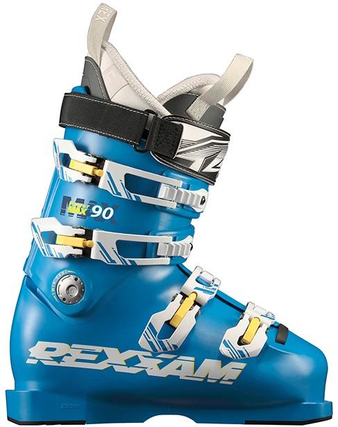 セール 18-19 レグザム (MAX90-CXSS-BLU) スキーブーツ POWERMAX90 CX-SSインナー ブルー (K)