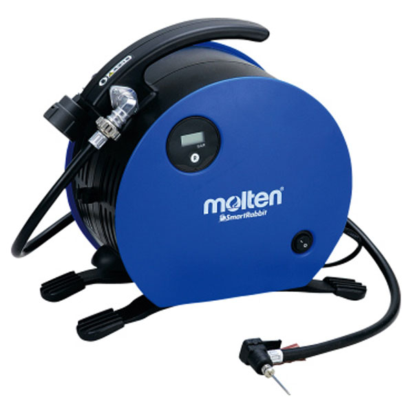 モルテン(Molten) ボール空気入れ・コンプレッサー スマートラビット (mt-mcsr-) 【MT-MCSR-】