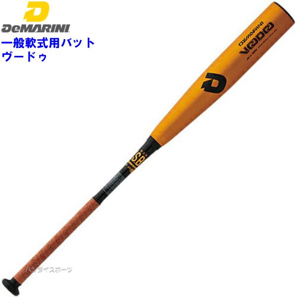 セール 特価 限定サイズ ディマリニ 野球 軟式 バット ヴードゥ WTDXJRRVP (B)