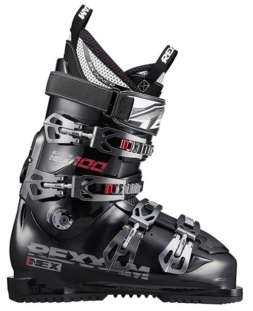(K) 在庫限り 18-19 レグザム (NEX100-S16-BLK) スキーブーツ POWERNEX100 BX-Sインナー ブラック