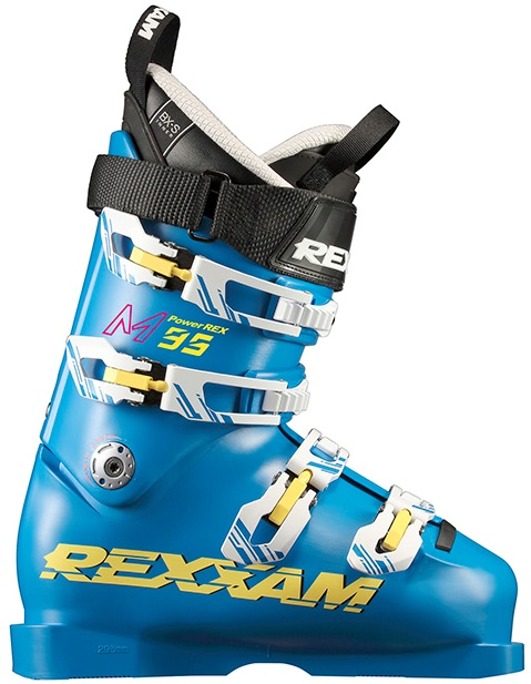(K) 在庫限り 18-19 レグザム (REX-M95-BXS18-BLU) スキーブーツ POWERREX-M95 BX-Sインナー ブルー