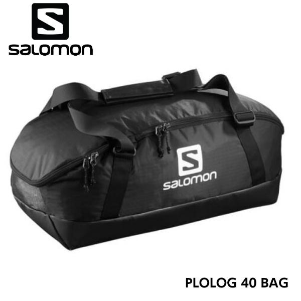 SALOMON 激安通販ショッピング セール 19-20 サロモン ダッフルバッグ 期間限定 2WAY K PROLOG LC1083300 40 BAG