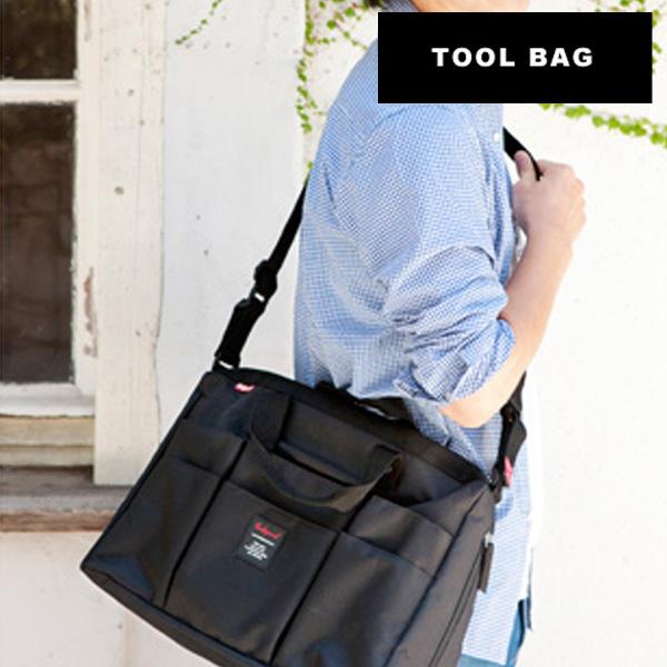 プレゼント TOOL ビジネスバッグ BAG ツールバッグ メンズ 3980円以上購入で送料無料】 ブラック ギフト マザーズバッグ パパにオススメのスタイリッシュバッグ【パパバッグ ベビーカー レディース