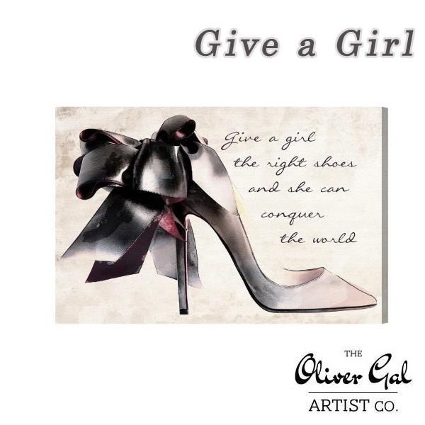 Oliver Gal オリバー・ガル Give a Girl 13119【額装 インテリア アートフレーム Dream Maker ドリームメーカー 日本総代理店品】【7,000円以上購入で送料無料】