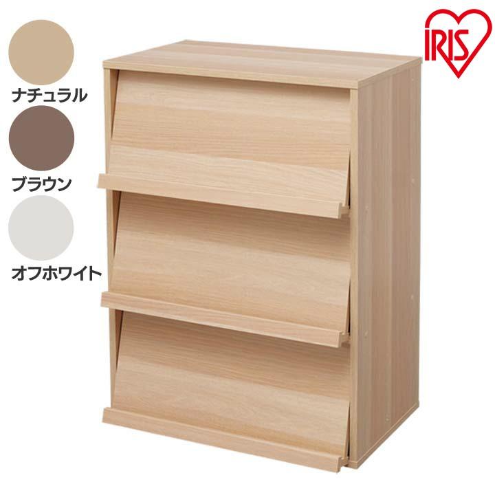 送料無料 Collanシリーズ フラップラック CHR-3 全3色 アイリスオーヤマ [cpir]