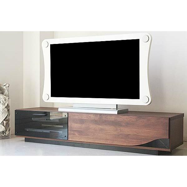 【送料無料】【TD】クアトロ 1500ローボード WH 50534030 テレビ台 AVボード テレビボード リビング家具 インテリア家具 【代引不可】【送料無料】【東馬】
