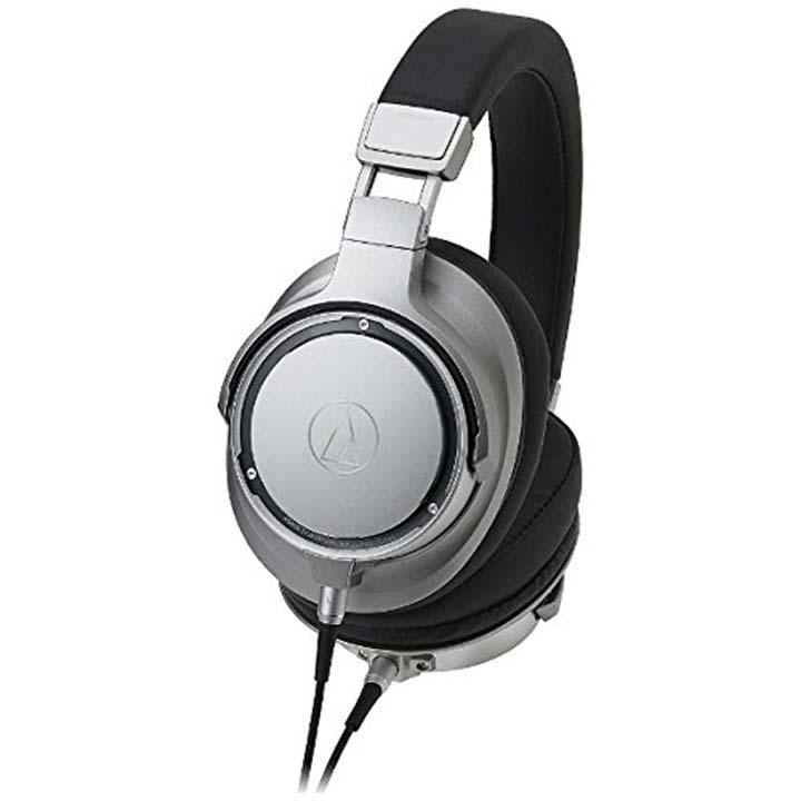 ポータブルヘッドホン ATH-SR9 音楽 ヘッドフォン ミュージック 生活家電 オーディオテクニカ 【D】