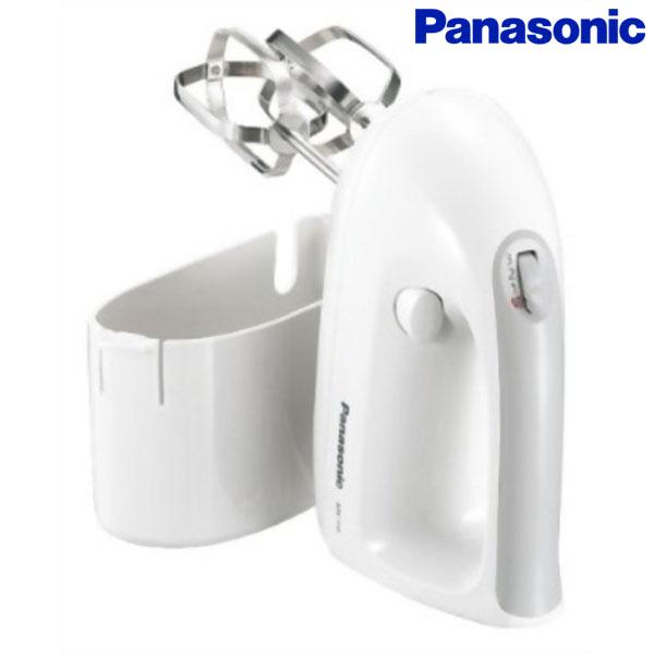 【送料無料】Panasonic〔パナソニック〕ハンドミキサー 速度3段切替 MK-H4-W【D】【DW】