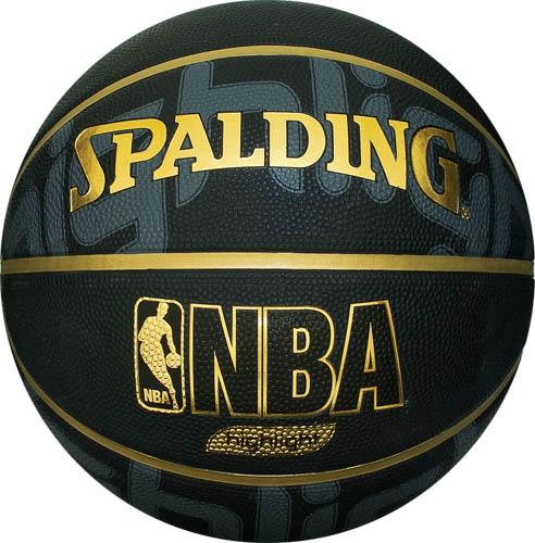 チープ バスケットボール SPALDING 35%OFF ラバーボール ゴールドハイライト 外用 6号