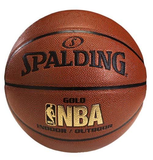 オーバーのアイテム取扱☆ ボール名入れプリント無料 納期2~5日 名入れ可能 バスケットボール SPALDING ゴールド GOLD 7号 贈答 合成皮革