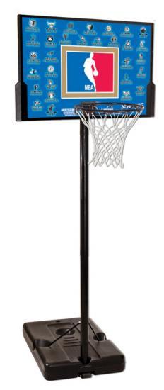 家庭でバスケの練習 スポルディング バスケットゴール NBAチームシリーズ 家庭用 SPALDING