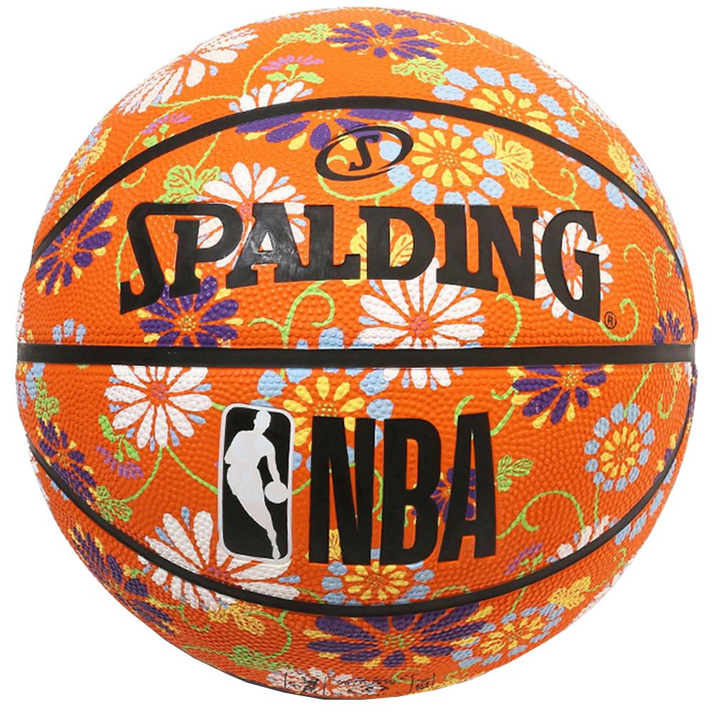 デポー バスケットボール SPALDING ラバーボール 6号 外用 キク 新作入荷