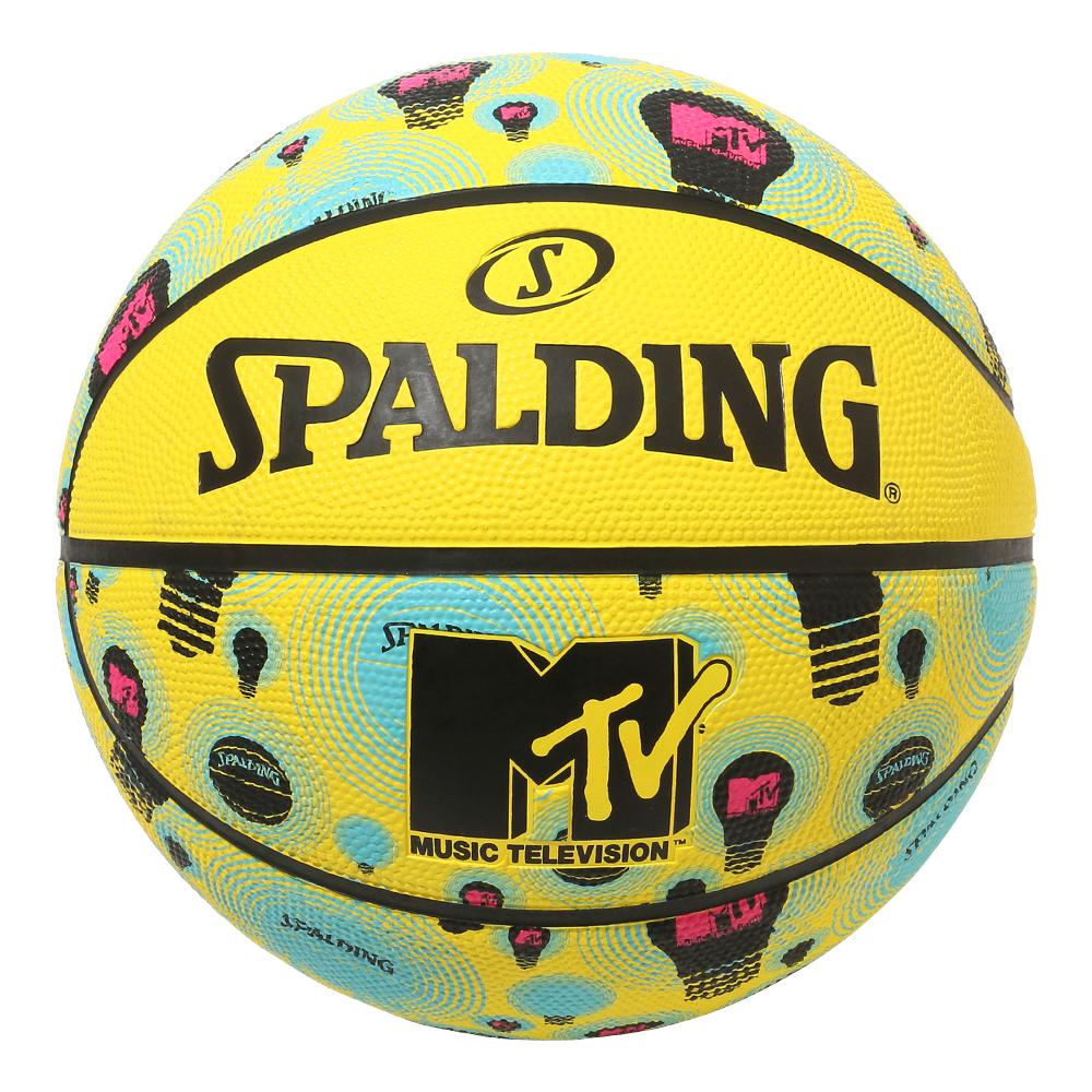 バスケットボール SPALDING ラバーボール MTV バルブ 通販 外用 新入荷 流行 5号