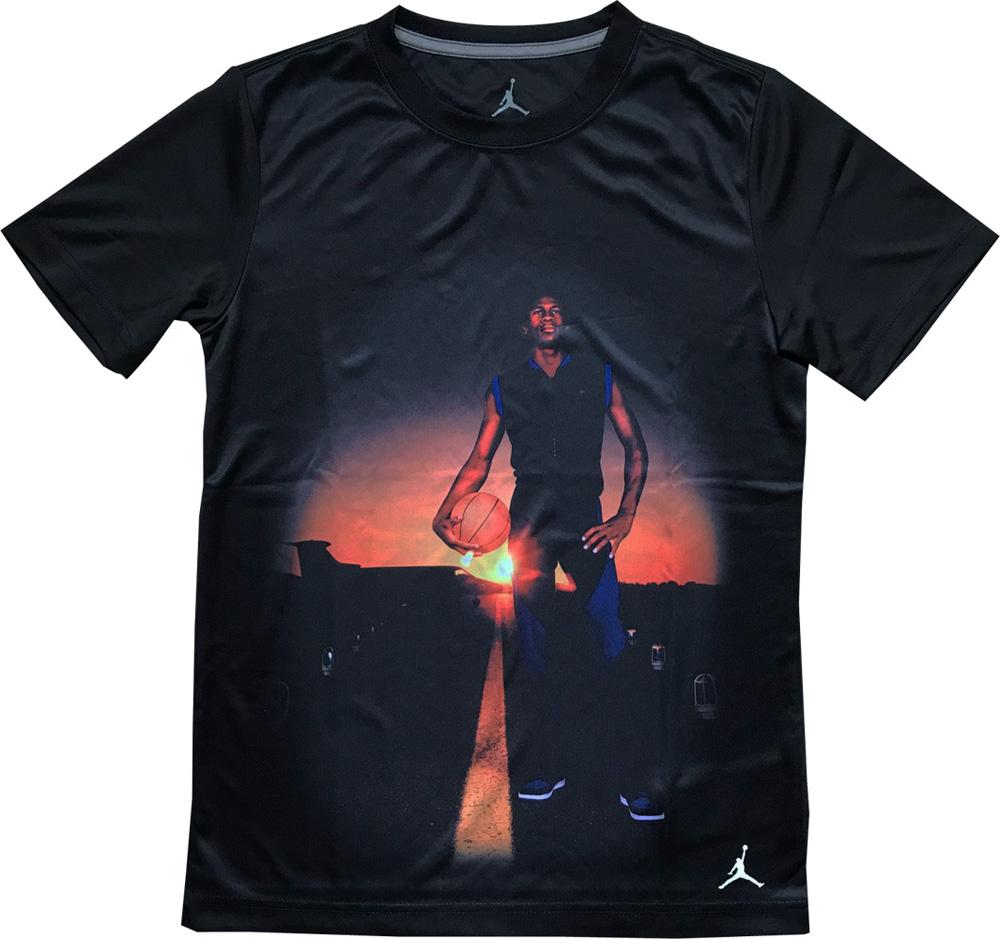 あす楽 Air Jordan 人気激安 新品未使用 ボーイズ Tシャツ グラフィック