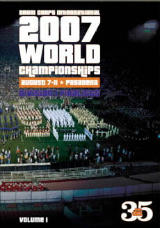 2007 DCI World Championships (Division I Finals)【DVD 4枚組】BOD-8009