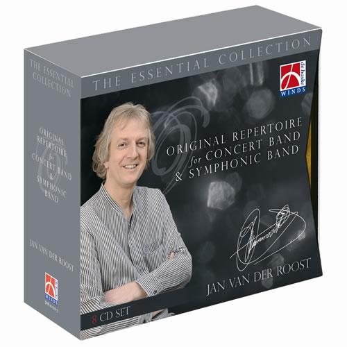 エッセンシャル・コレクション~ヤン・ヴァンデルロースト作品集【CD8枚組】 The Essential Collection ~ Original Repertoire for Concert Band & Symphonic Band【吹奏楽 CD】