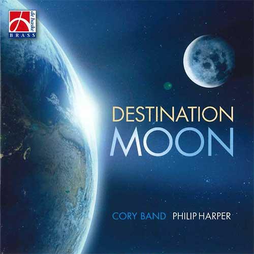 デスティネーション ムーン演奏:コーリー 最安値 バンドDestination ブラスバンド 初回限定 CD Moon