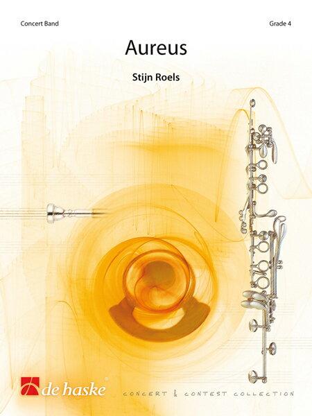 【取寄 約10日間】アウレウス 作曲:ステイン・ルールス Aureus【吹奏楽 楽譜セット】