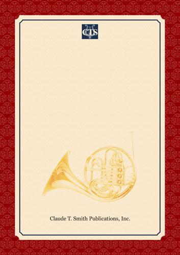 【取寄 約3-5日間】ファンファーレ・バラード&ジュビリー 作曲:クロード・トーマス・スミス FANFARE BALLAD AND JUBILEE【吹奏楽 楽譜セット】