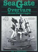 【取寄 約7-21日間】シーゲート序曲 作曲:ジェイムズ・スウェアリンジェン Seagate Overture 【吹奏楽 楽譜セット】