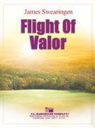【取寄 約7-21日間】勇敢な飛行 作曲:ジェイムズ・スウェアリンジェン Flight of Valor 【吹奏楽 楽譜セット】