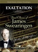 【取寄 約7-21日間】歓喜の序曲(エグザルテーション) 作曲:ジェイムズ・スウェアリンジェン Exaltation 【吹奏楽 楽譜セット】