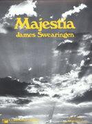 【取寄 約7-21日間】マジェスティア 作曲:ジェイムズ・スウェアリンジェン Majestia 【吹奏楽 楽譜セット】