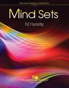 【取寄 約7-21日間】マインド・セット 作曲エド・ハックビー Mind Sets 【吹奏楽 楽譜セット】