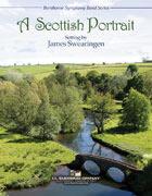【取寄 約7-21日間】スコットランド・ポートレート 作曲:ジェイムズ・スウェアリンジェン A Scottish Portrait 【吹奏楽 楽譜セット】