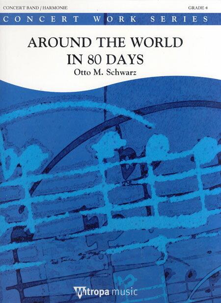 楽天市場】80日間世界一周 作曲:オットー・M・シュヴァルツAround the ...
