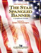 【取寄 約7-21日間】星条旗 作曲:アメリカ合衆国国歌 編曲:ジェイムズ・スウェアリンジェン The Star-Spangled Banner:A Symphonic Portrait 【吹奏楽 楽譜セット】