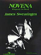【取寄 約7-21日間】狂詩曲ノヴェナ 作曲:ジェイムズ・スウェアリンジェン Novena【吹奏楽 楽譜セット】