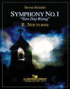 """【取寄 約7-21日間】交響曲第1番『ニュー・デイ・ライジング』 第2楽章""""ノクターン"""" 作曲:スティーヴン・ライニキー Symphony No. 1 New Day Rising II.Nocturne【吹奏楽 楽譜セット】"""