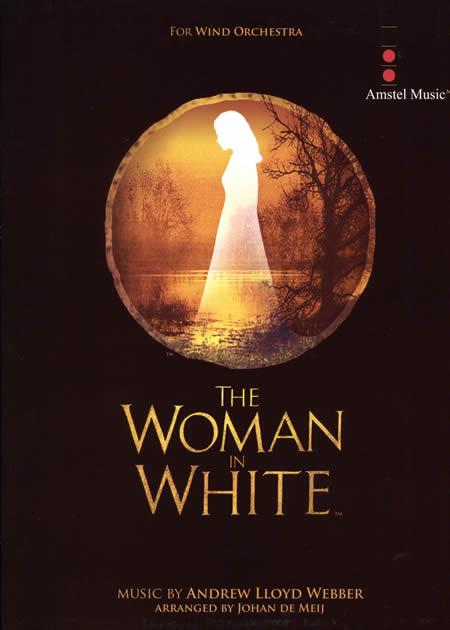【取寄 約10日間】ウーマン・イン・ホワイト 作曲:アンドリュー・ロイド・ウェッバー 編曲:ヨハン・デメイ The Woman in White:Selections from the Musical【吹奏楽 楽譜セット】