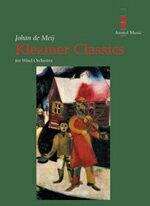 【取寄 約10日間】クレツマー・クラシックス 作曲:ヨハン・デメイ Klezmer Classics【吹奏楽 楽譜セット】