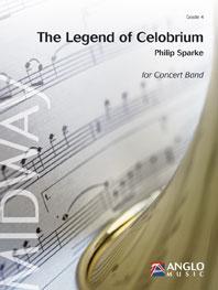 【取寄 約10日間】セロブリアムの伝説 作曲:フィリップ・スパーク The Legend of Celobrium【吹奏楽 楽譜セット】