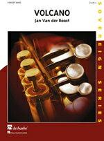 【取寄 約10日間】ヴォルケーノ 作曲:ヤン・ヴァンデルロースト Volcano【吹奏楽 楽譜セット】