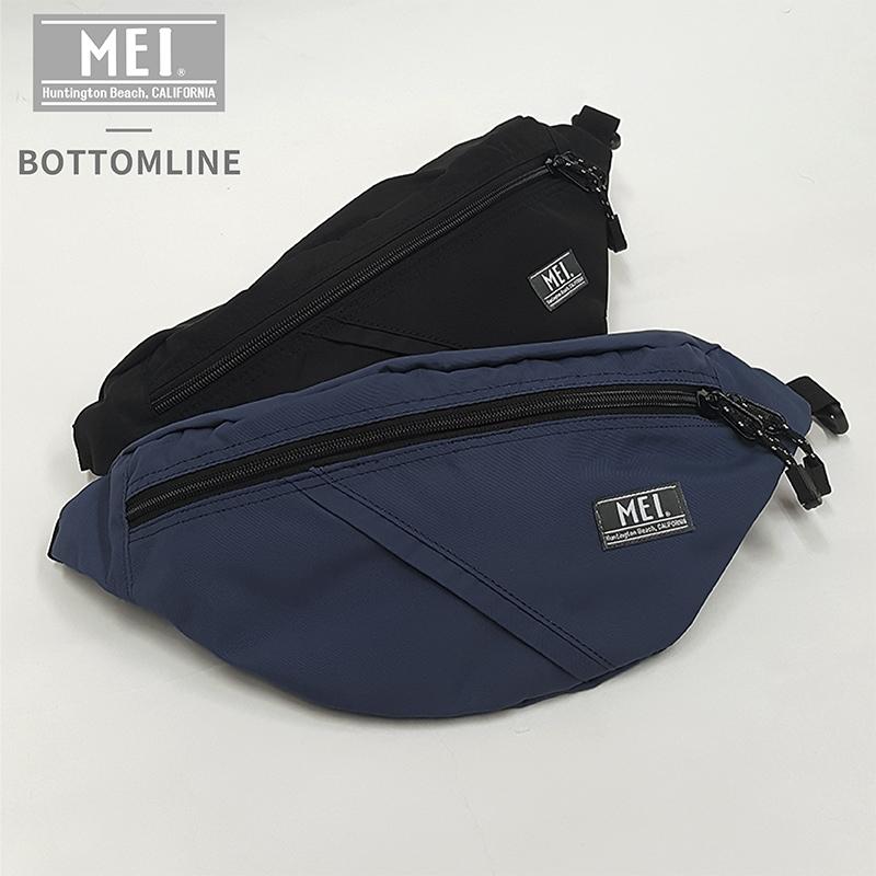 MEI_BOTTOMLINE_1980年代のデザインを復刻したMEIのボディバッグ「BOTTOMLINE」