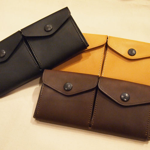 THE wallet SUPERIOR pocket LABORシュペリオールレイバーthree