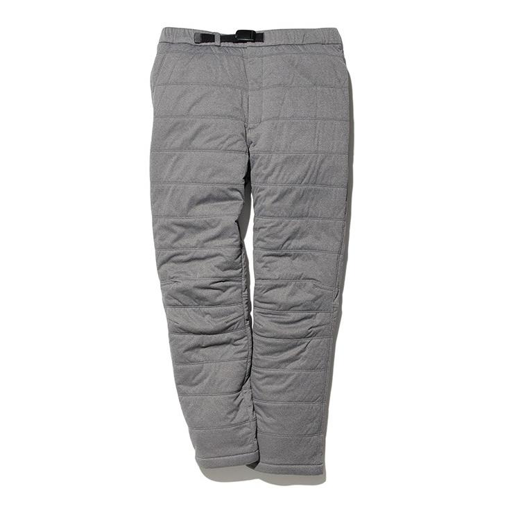 SNOW PEAK スノーピークFlexible Insulated Pantsフレキシブルインサレーション パンツ BK